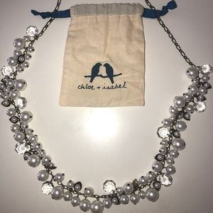 Chloe and Isabel long pearl necklace